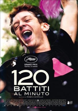 Poster di 120 battiti al minuto su Flanerí