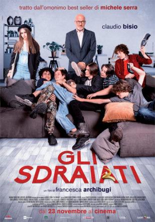 Poster di Gli sdraiati su Flanerí