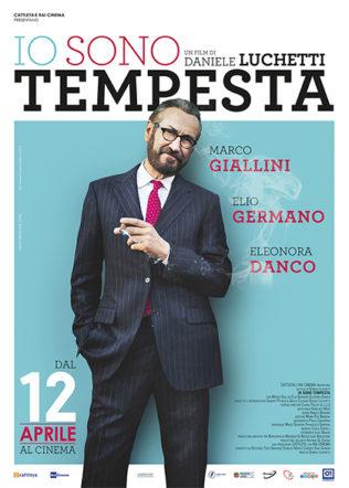 Poster di Io sono Tempesta su Flanerí
