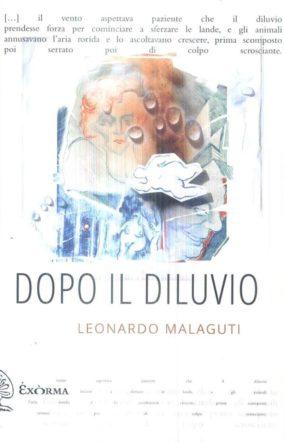 copertina di Dopo il diluvio di Malaguti