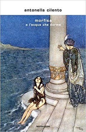 copertina di Morfisa o l'acqua che dorme