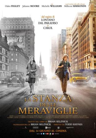 Poster di La stanza delle meraviglie su Flanerí