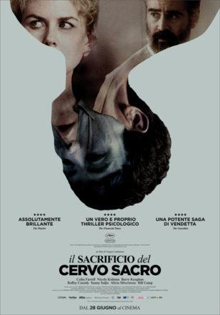 Poster di Il sacrificio del cervo sacro su Flanerí