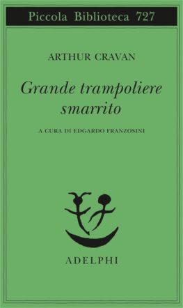 copertina di Grande trampoliere smarrito di Arthur Cravan