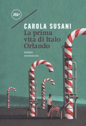 La prima vita di Italo Orlando copertina