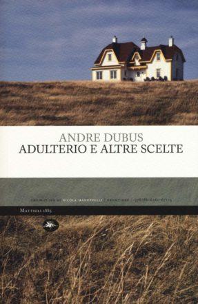 copertina di Adulterio e altre scelte
