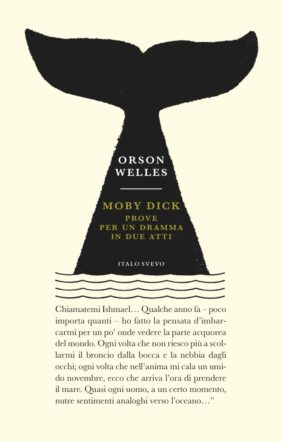 Copertina Moby Dick Welles