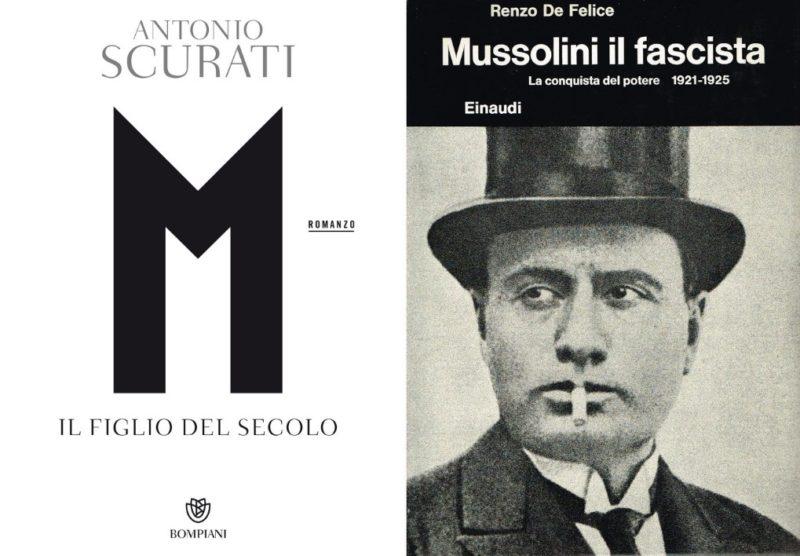 """Perché """"M. Il figlio del secolo"""" di Antonio Scurati non è il libro di cui  Scurati parla. c5cb1ad6ae8b"""