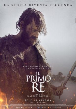 Poster di Il primo re su Flanerí