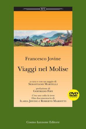 copertina di Viaggi nel Molise di Jovine