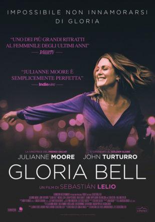 Poster italiano del film Gloria Bell su Flanerí