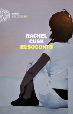 Copertina di Resoconto di Rachel Cusk