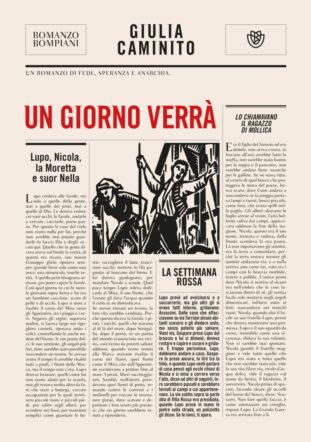 copertina di Un giorno verrà di Giulia Caminito