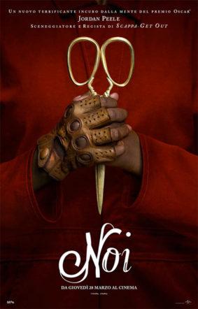 Poster del film Noi su Flanerí