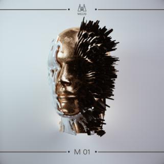 Copertina dell'album M01 dei Meds su Flanerí