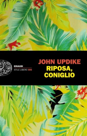 "Copertina di ""Riposa, Coniglio"" di John Updike"