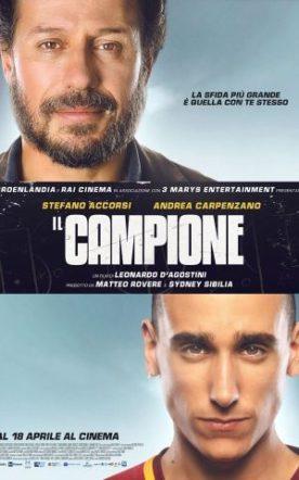 Poster del film Il campione su Flanerí