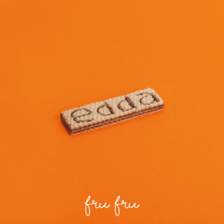 Copertina dell'album Fru Fru di Edda su Flanerí