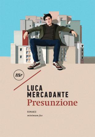 copertina di Presunzione di Luca Mercadante