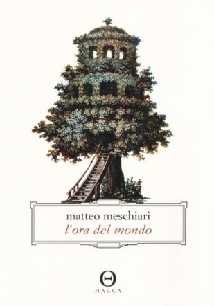 Copertina di L'ora del mondo di Matteo Meschiari