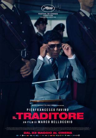 Poster di Il traditore su Flanerí
