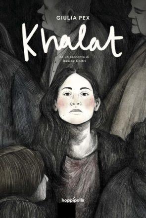 copertina di Khalat, di Giulia Pex