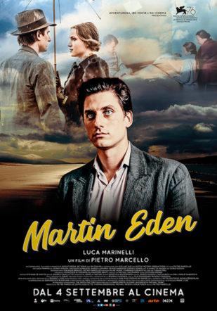 Locandina Martin Eden su Flanerí
