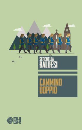 copertina di Cammino doppio di Serenella Baldesi