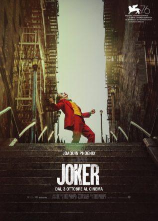Poster del film Joker su Flanerí