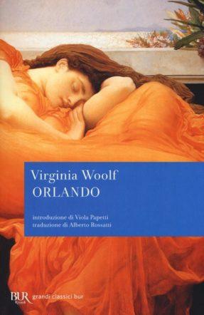 copertina di virginia woolf orlando cult