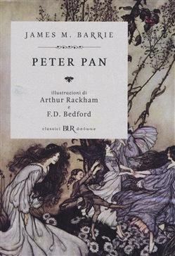 Copertina di Peter Pan di Barrie Letteratura