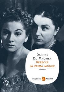 Copertina di Rebecca di du Maurier