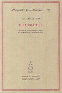 Copertina di il Saggiatore di Galilei Apologo