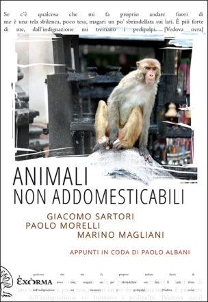 Copertina di Animali non addomesticabili