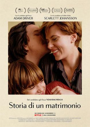 Poster di Storia di un matrimonio su Flanerí
