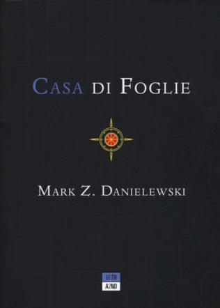 Copertina di Casa di Foglie di Danielewski