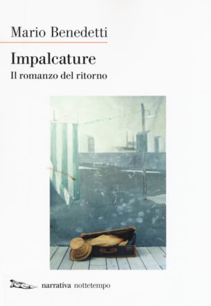 Copertina di Impalcature di Mario Benedetti