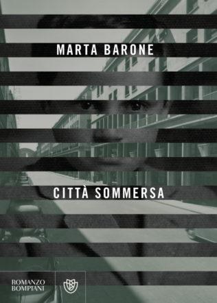 "Copertina di ""Città sommersa"" di Marta Barone"