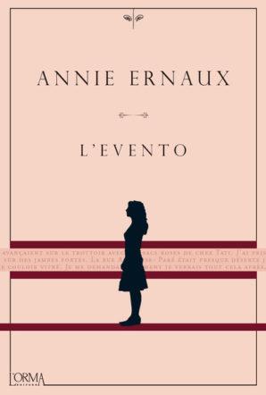 Copertina di L'evento di Annie Ernaux