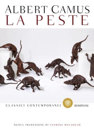 Copertina di La peste di Camus