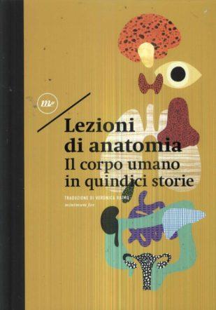 Cover di Lezioni di anatomia