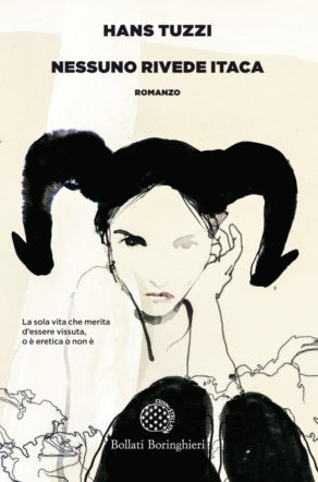 copertina di Tuzzi Nessuno rivede itaca Romanzo