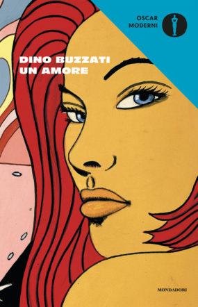Copertina di Un amore di Dino Buzzati