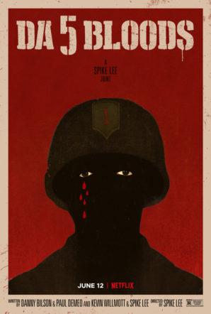 Poster di Da 5 Bloods su Flanerí