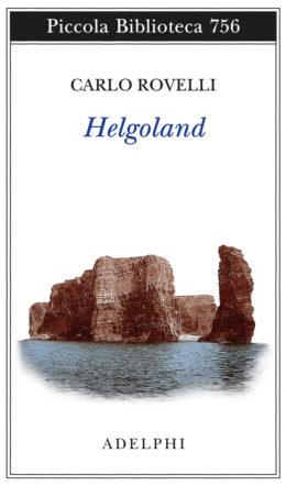 Copertina di Helgoland di Rovelli