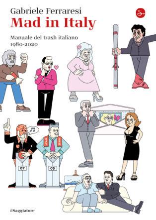 Copertina di Mad in Italy di Ferraresi