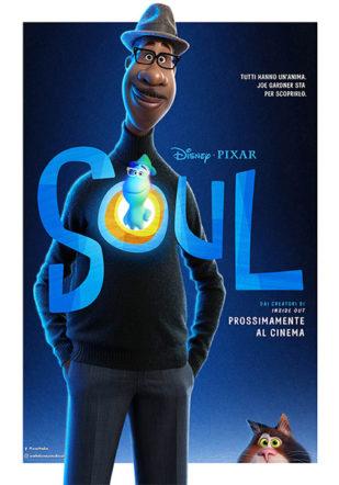 Poster italiano di Soul