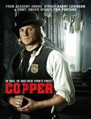 """""""Copper"""" di Tom Fontana"""