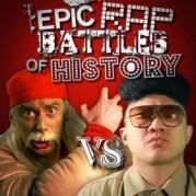 """""""Epic Rap Battles of History"""", gli ircocervi della rete"""