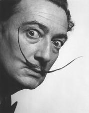 Salvador Dalí al Centre Pompidou di Parigi